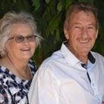 Sakkie und Ina van der Berg