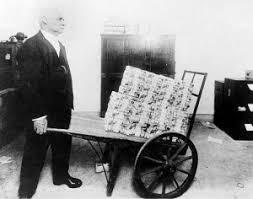 Schubkarrengeld